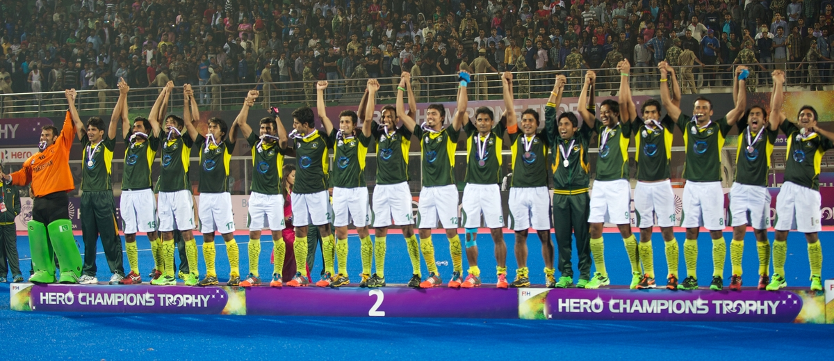 Pakistan grab Silver Medal in Hero Hockey Champions Trophy 2014